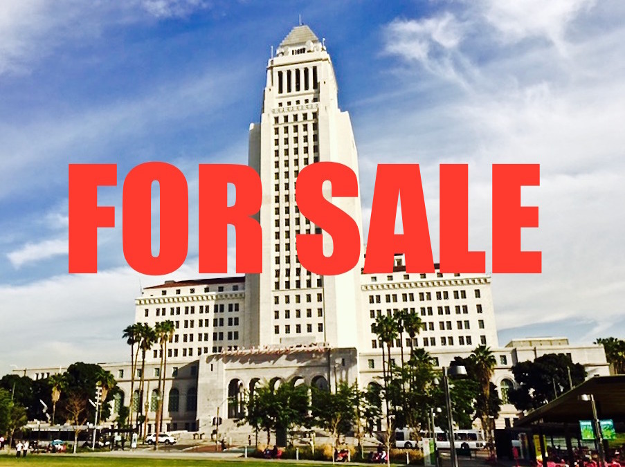 Los Angeles Lobbyists Raked In $53 Million in 2015 As High-Priced Hired Guns