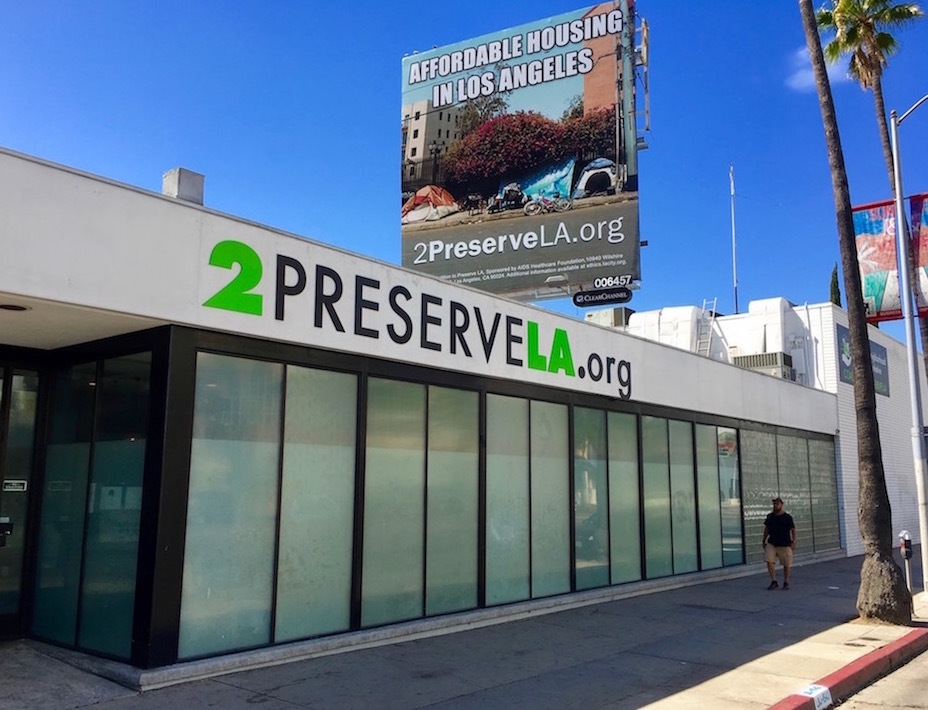 Coalition to Preserve LA